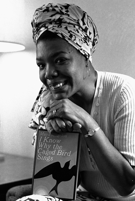 Famous Poets - Maya Angelou